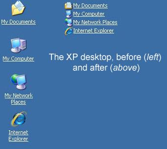 XP Desktop (Deskview)