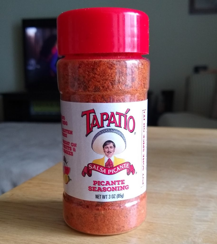 Tapatío Seasoning