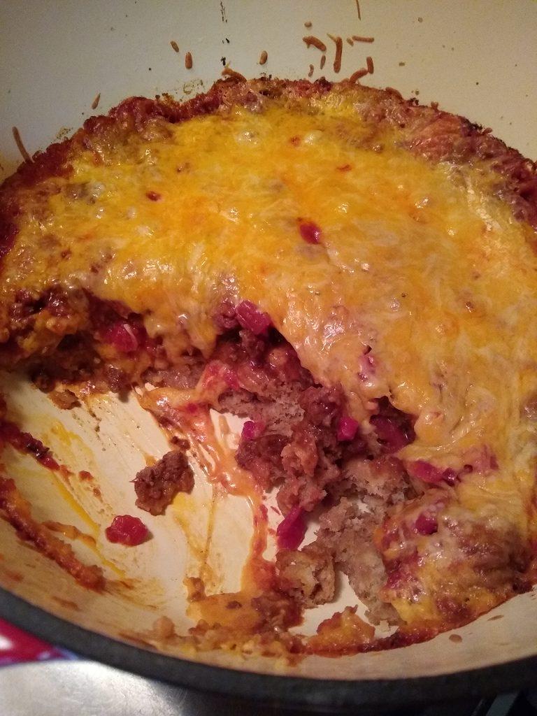Burrito Bisquick Bake 2