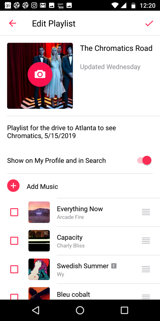 Apple Music Playlists 2